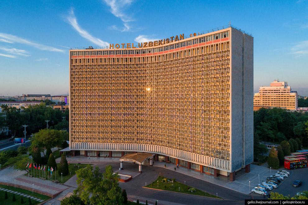 Гостиница «Узбекистан»