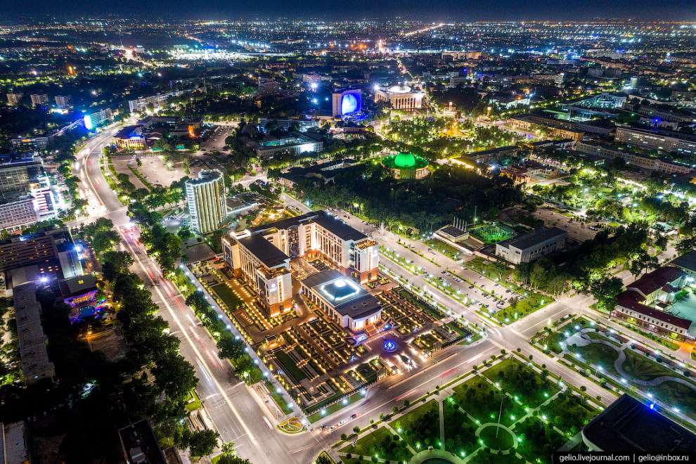 Hyatt Regency Tashkent Hotel