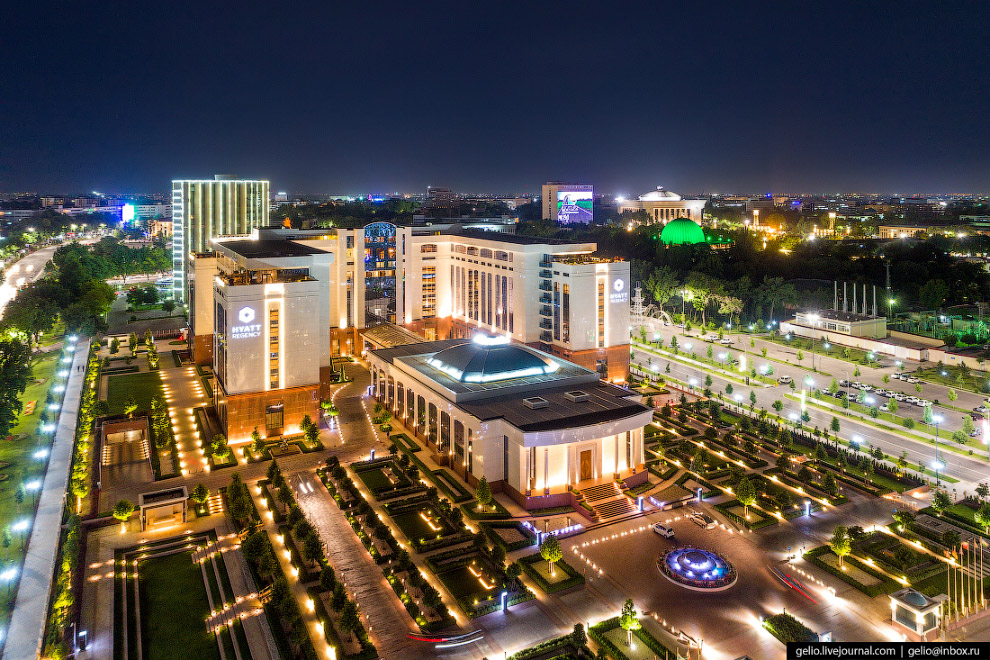 Hyatt Regency Tashkent Hotel принадлежит к международной сети отелей класса «Премиум».