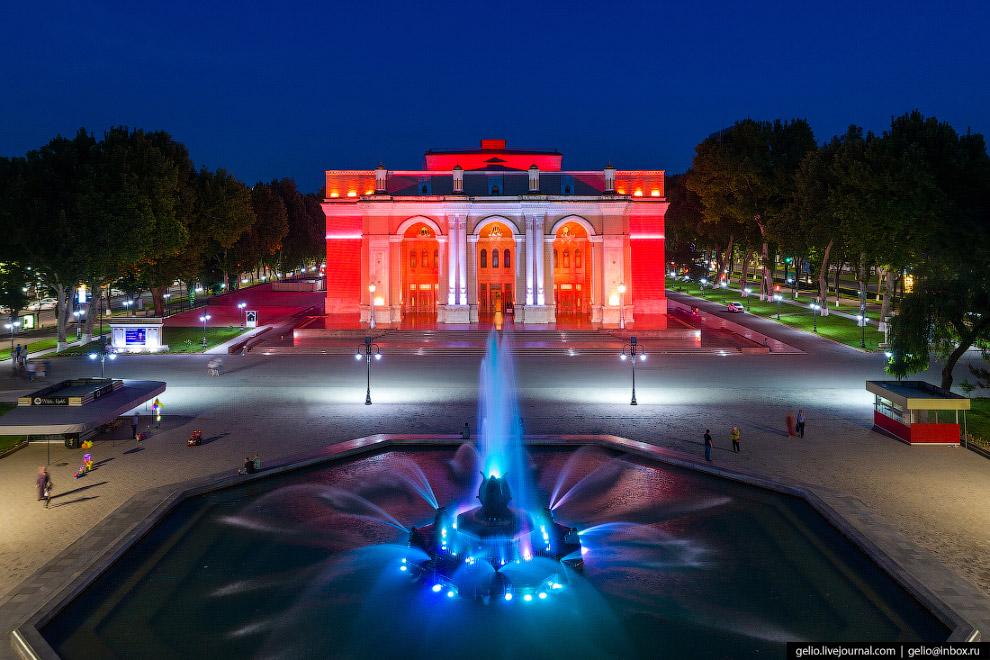 Государственный академический Большой театр оперы и балета