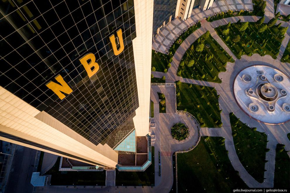 НБУ — крупнейший банк Узбекистана