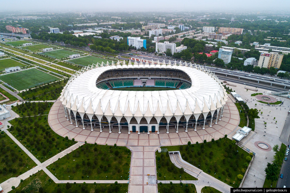 Стадион «Миллий»