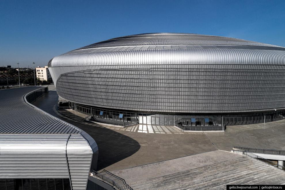 Ледовый дворец «Хумо Арена»