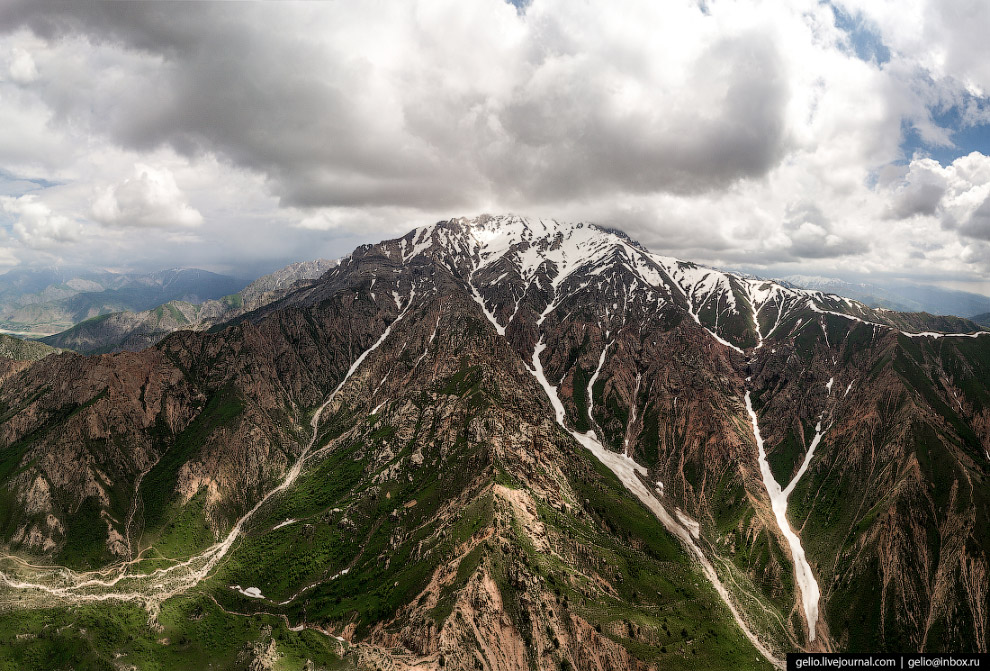 Гора Большой Чимган