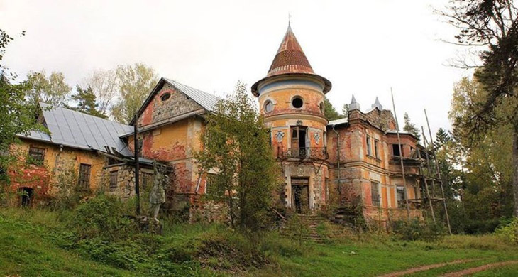 Усадьба архитектора А.С. Хренова