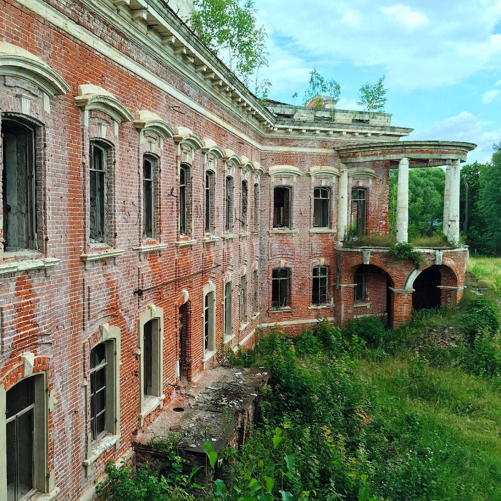 Усадьба Семеновское-Отрада, Московская область