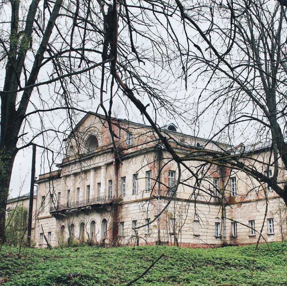 Усадьба Барышниковых в Алексино, Смоленская область