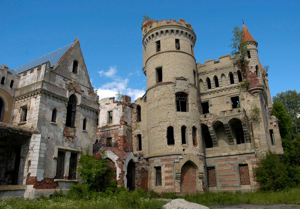 Усадьба Храповицкого в Муромцеве, Владимирская область