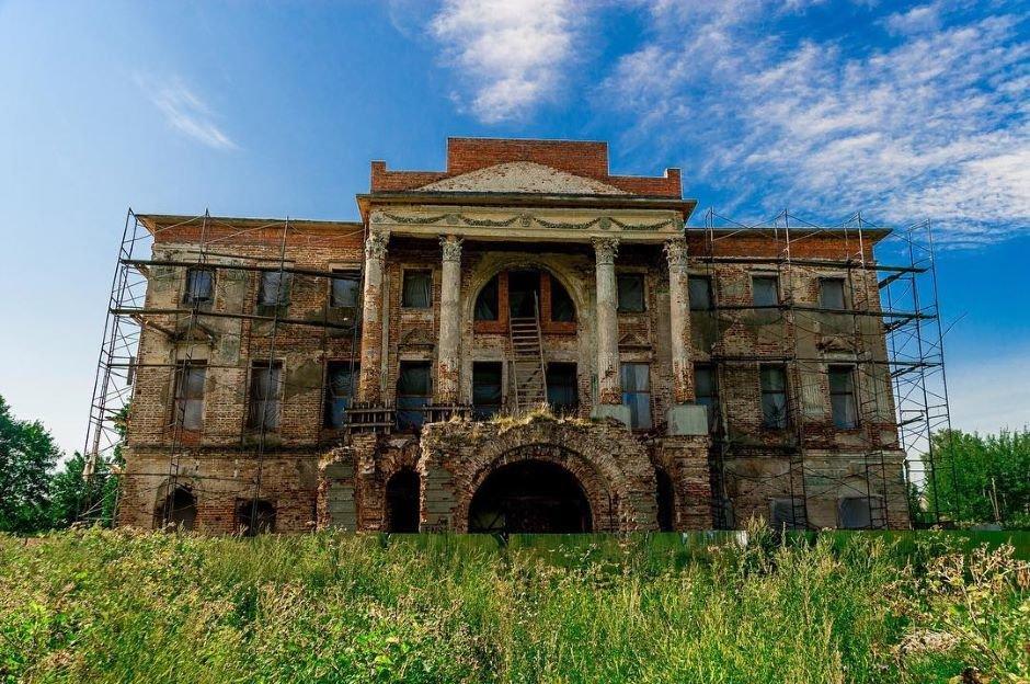 Усадьба Пущино-на-Наре, Московская область