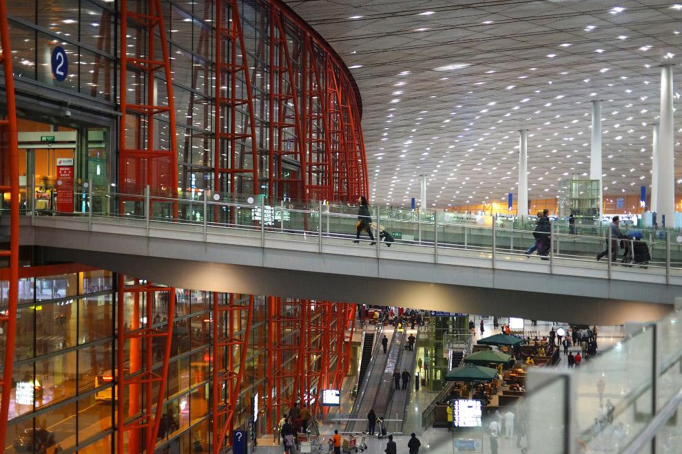 Пекін Дасін - найбільший в світі аеропорт