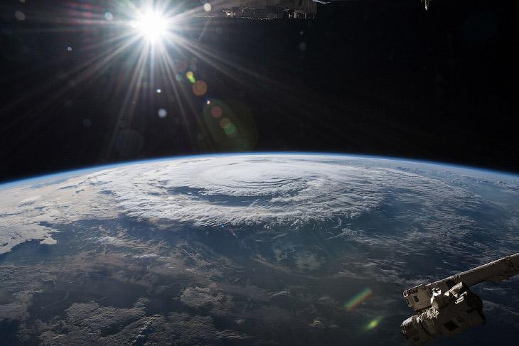 Ураган Флоренс.