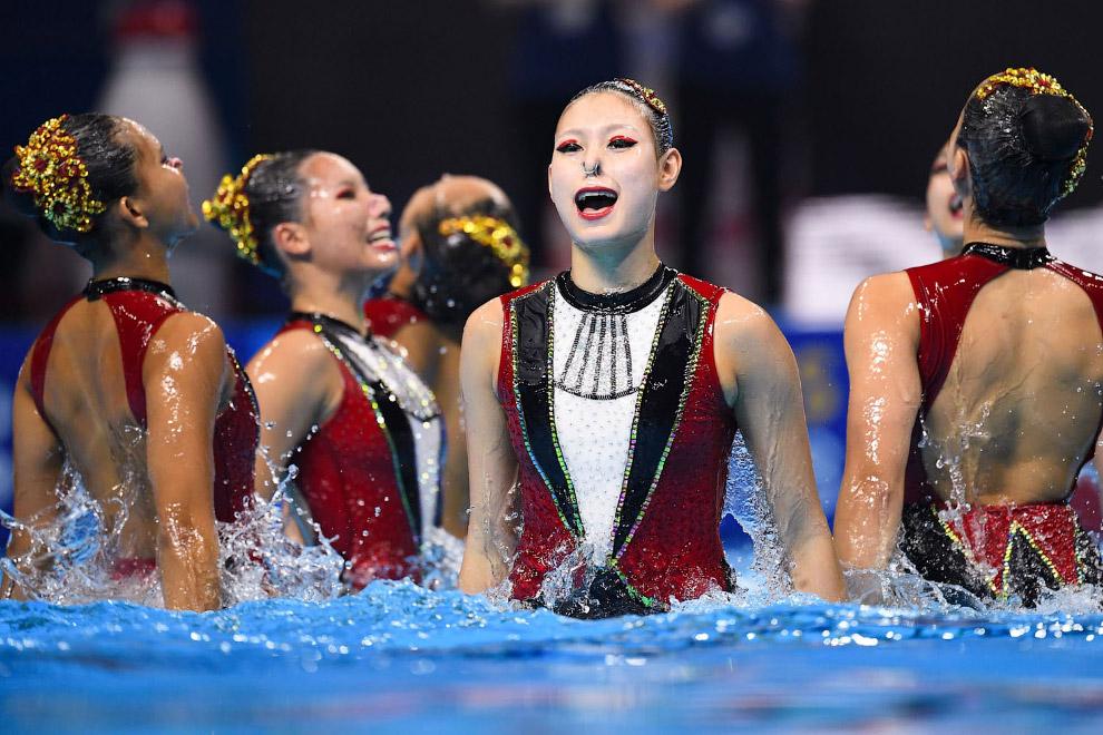 Команда из Таиланда