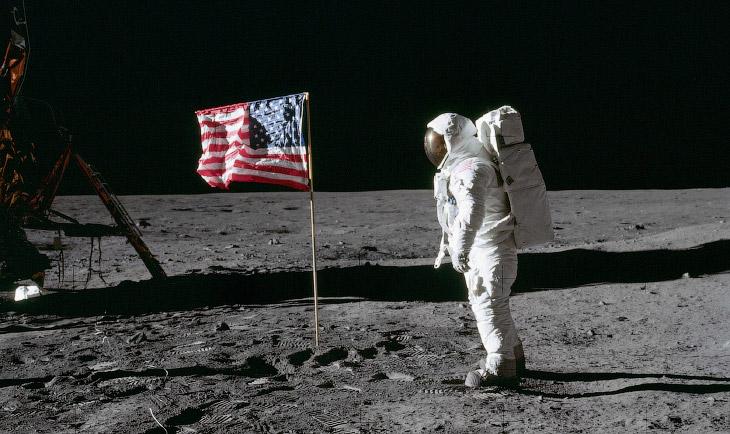50 лет высадке на Луну