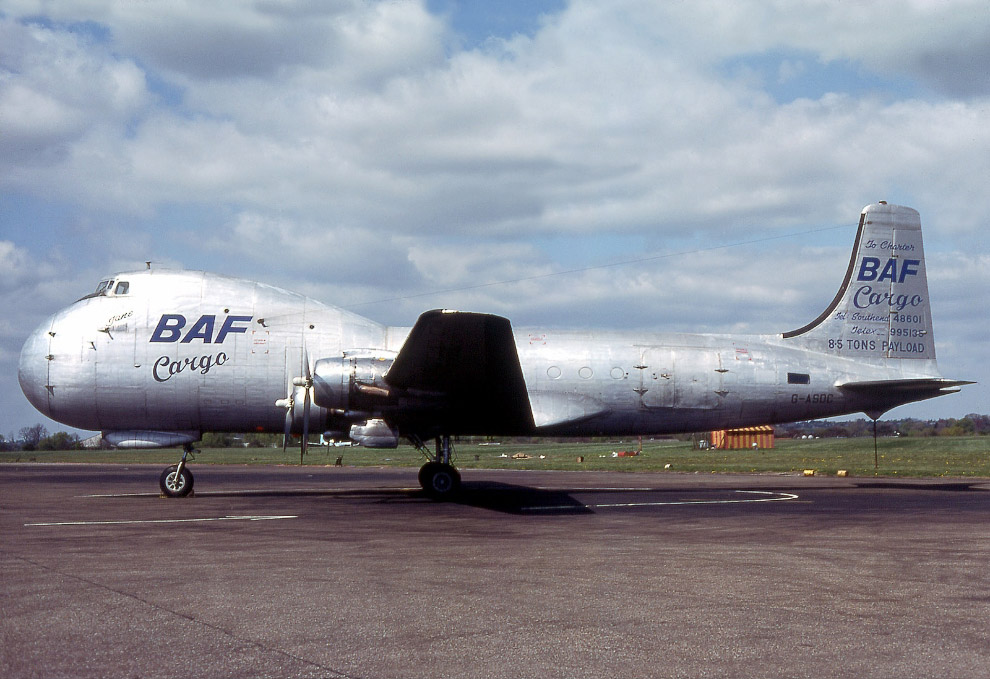 Aviation Traders ATL.98 Carvair, 1961 год