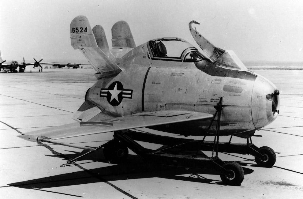 McDonnell X-85 Goblin, 1948 год