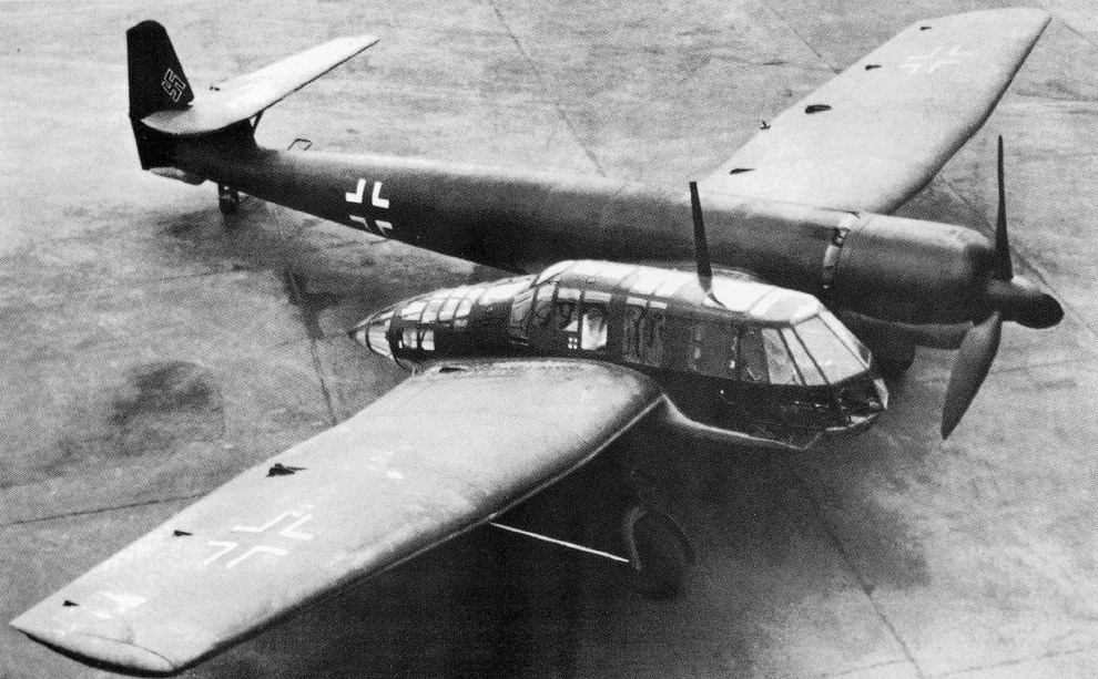 Blohm & Voss BV 141, 1938 год