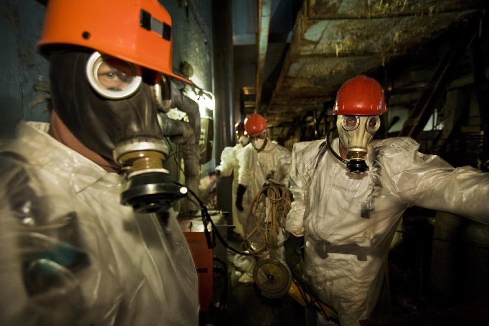 Чернобыльская АЭС, Украина