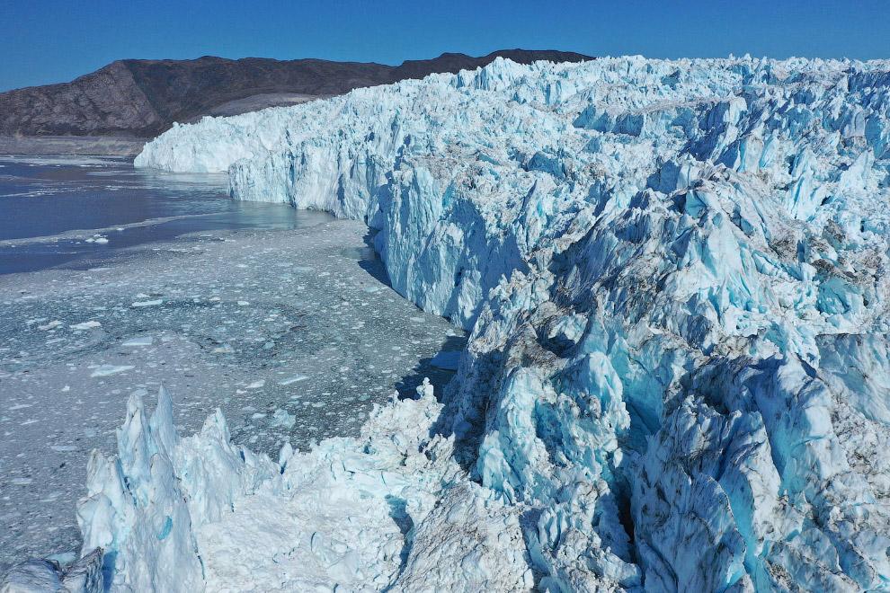 Ледники 2 августа 2019