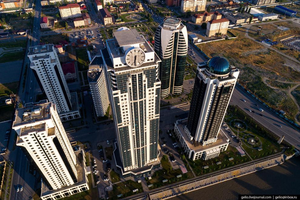 Бизнес-квартал «Грозный-Сити»