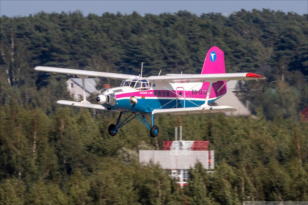 Белорусский Ан-2-100.