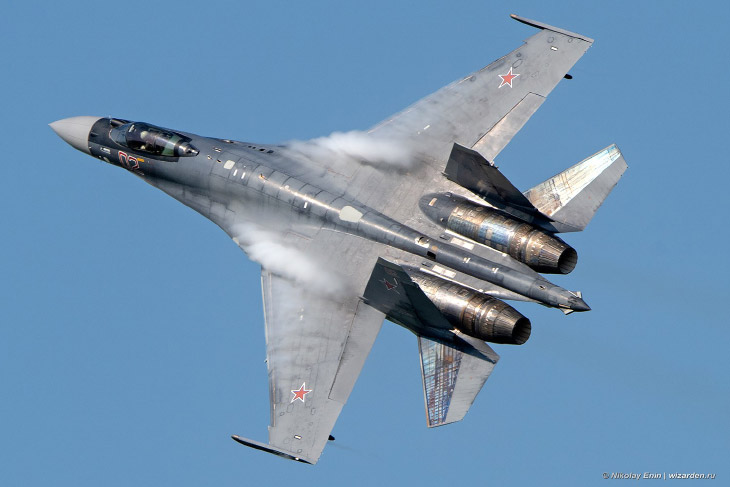 Авиашоу в Новосибирске 2019