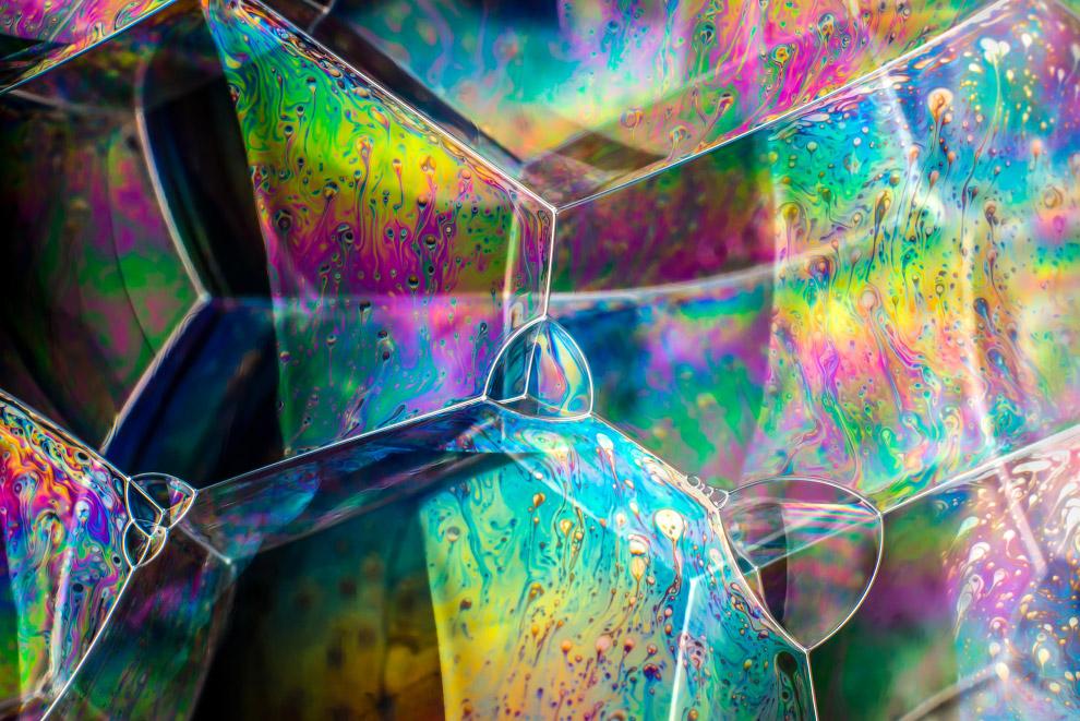 Структура мыльного пузыря