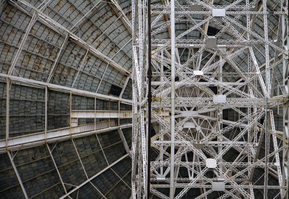 Радиотелескоп имени Б. Ловелла