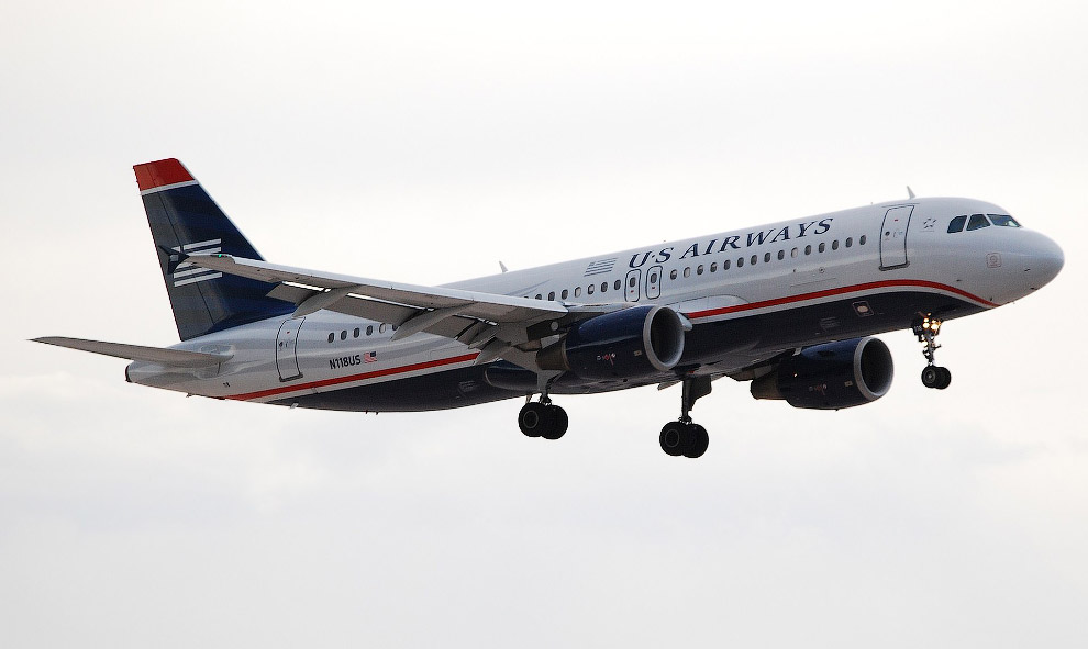 1549 US Airways (Airbus A320-214)