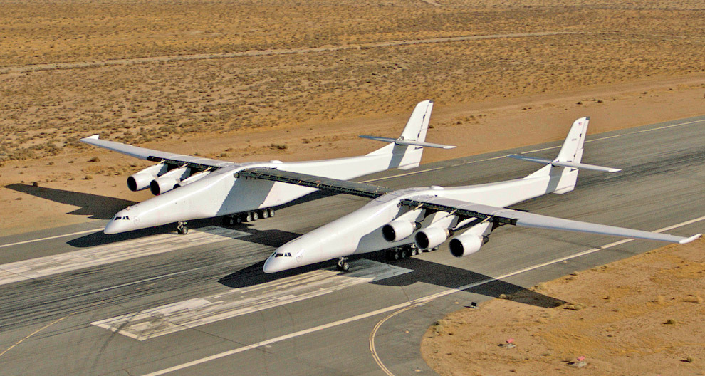 Stratolaunch Model 351