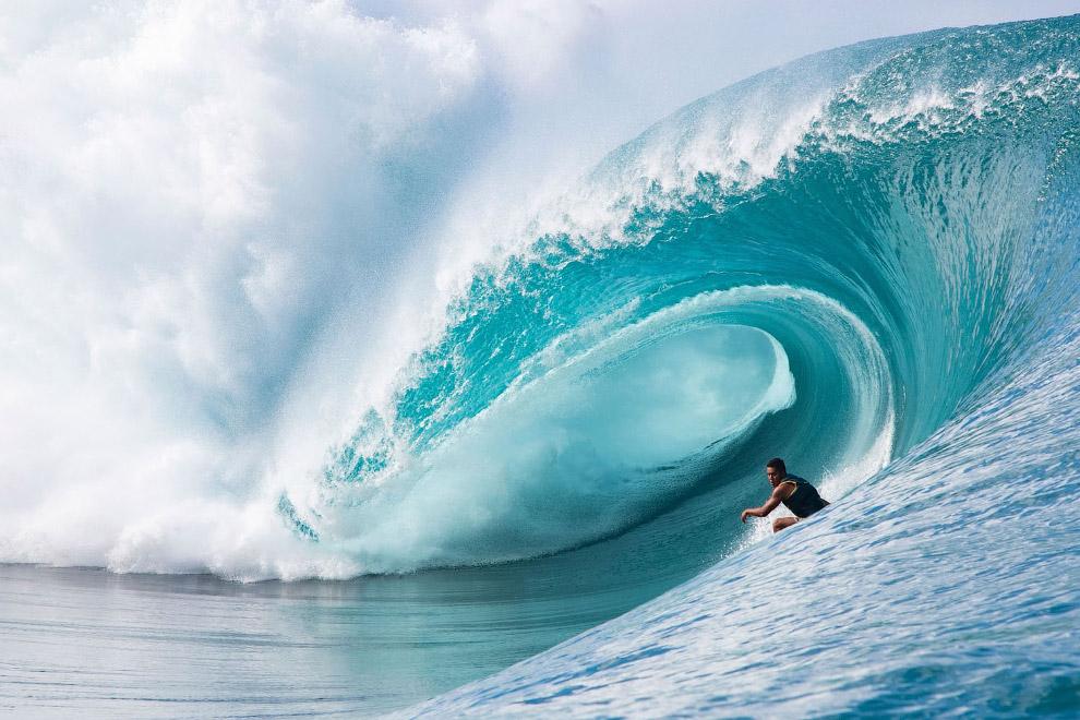 Чемпионат мира по серфингу 2019