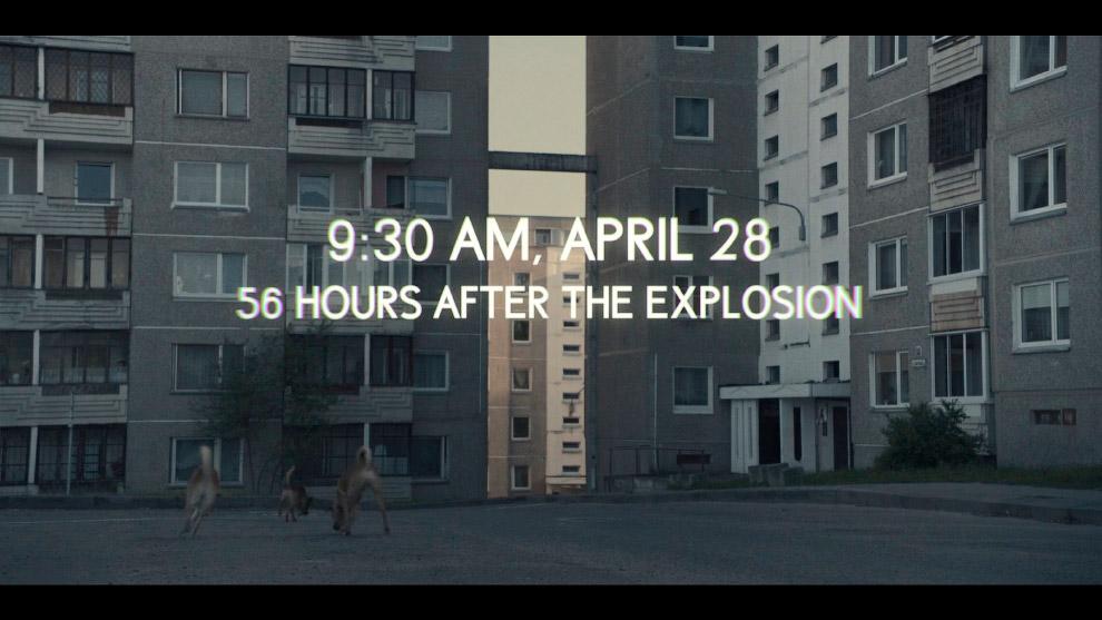 Там, где снимали сериал «Чернобыль»