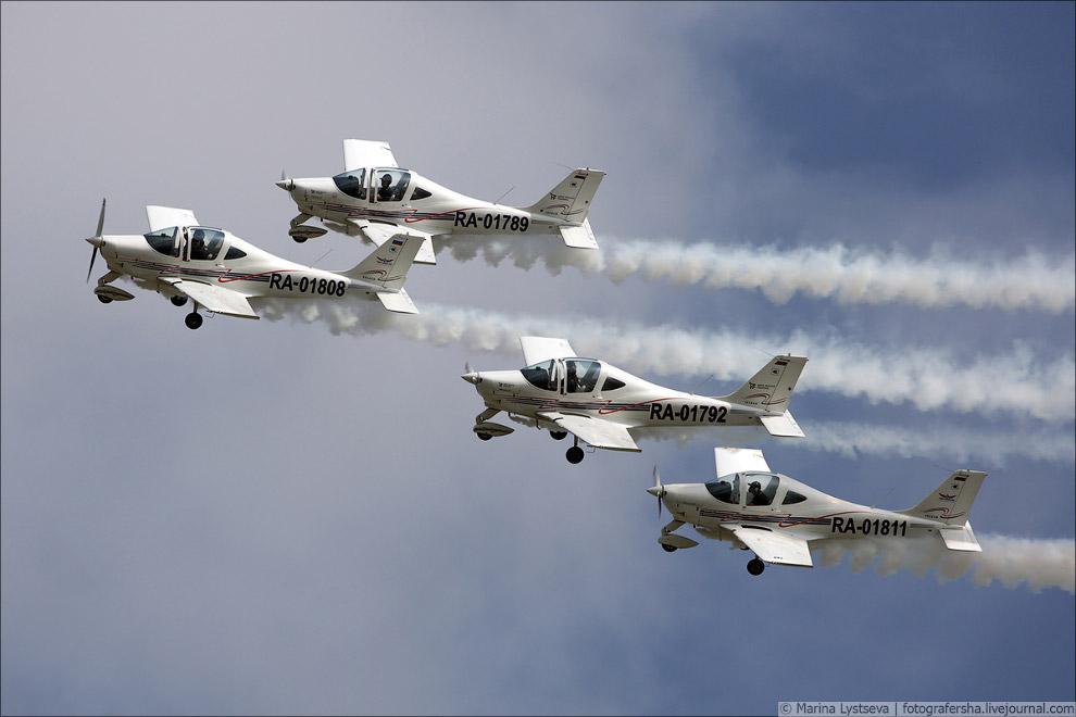 Пилотажная группа «Колибри»
