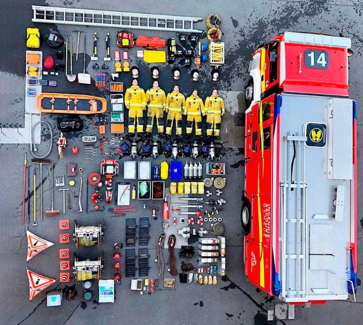 Женевские спасатели