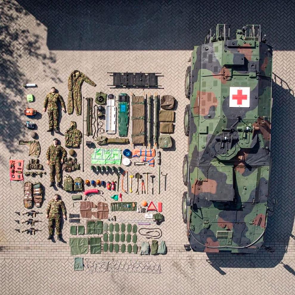 Экипаж нидерландских спасателей