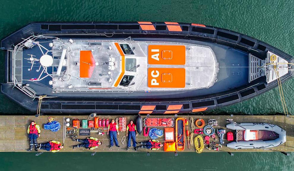 Нидерландская береговая охрана