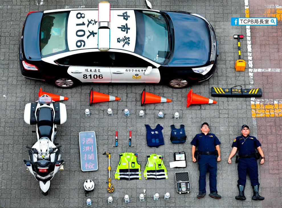 Тайваньская полиция