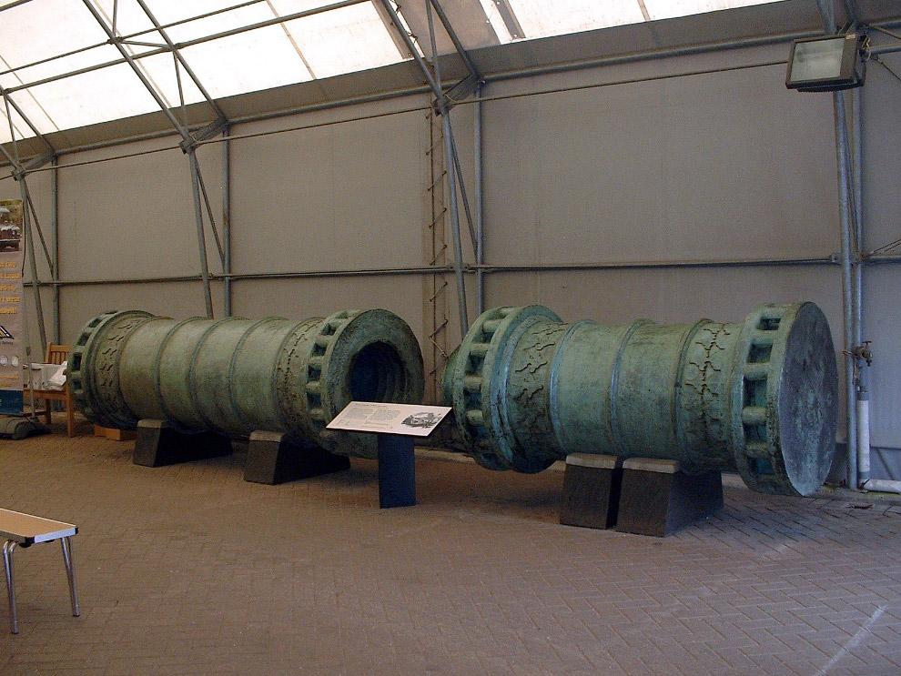 Дарданелльська гармата