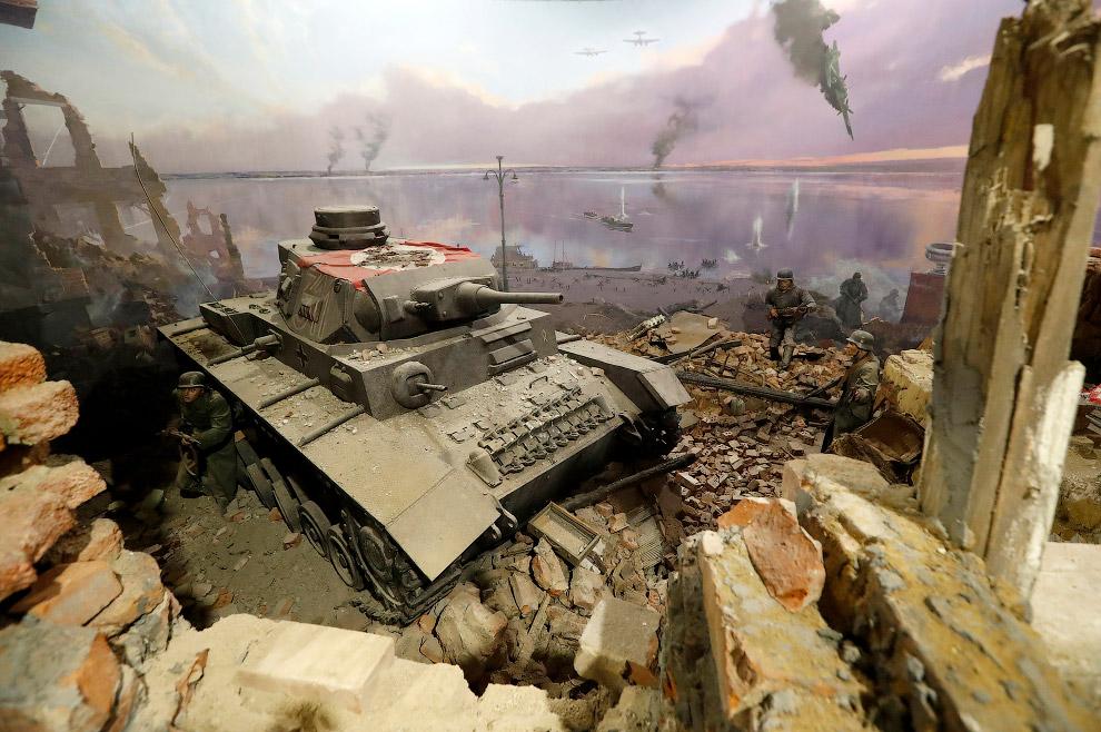 «Память говорит. Дорога сквозь войну». Самая большая 3D-панорама в стране