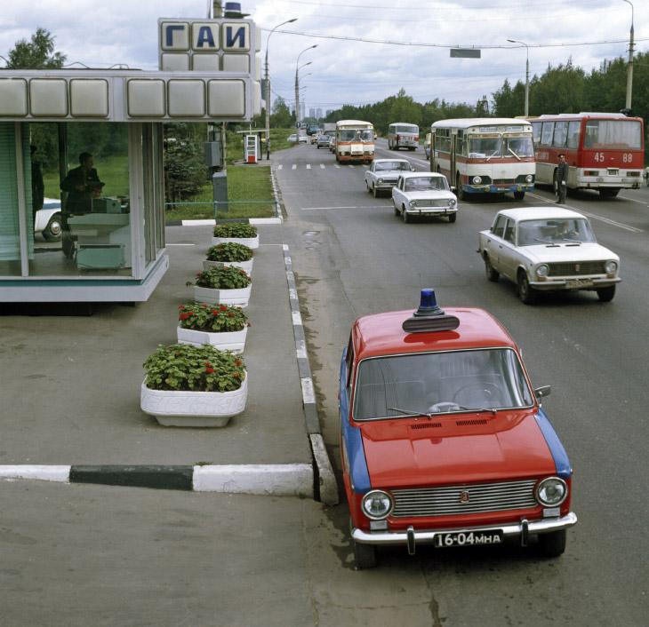 Вулиці світу 40 років тому