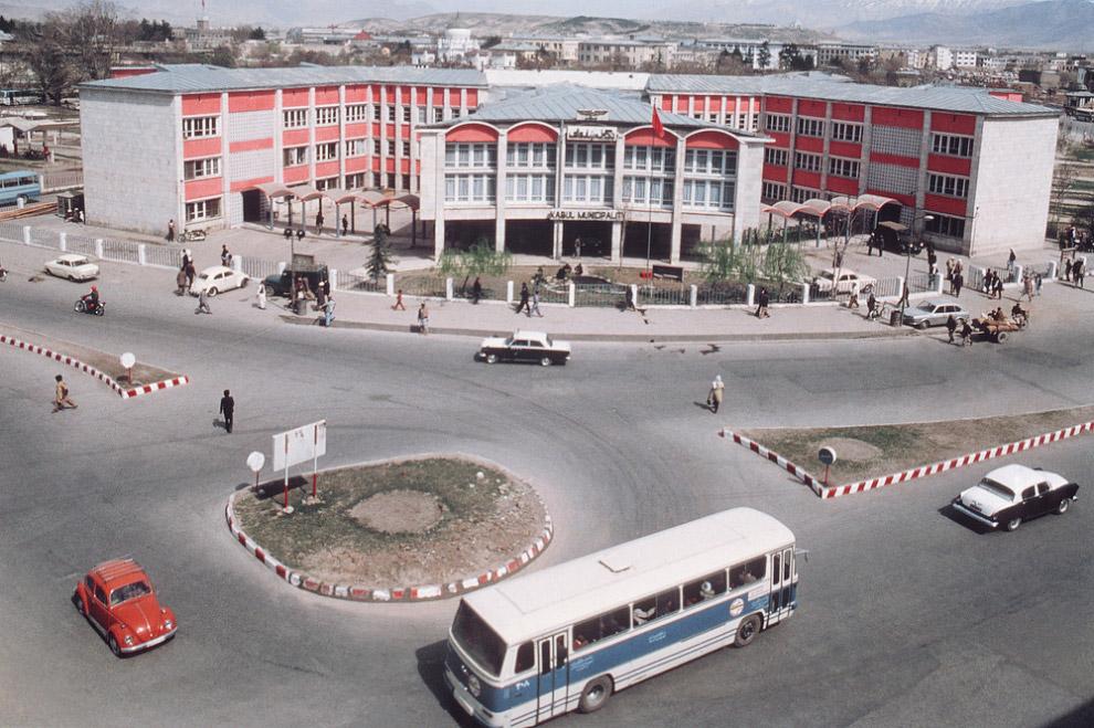 Виды Кабула, 1979 год