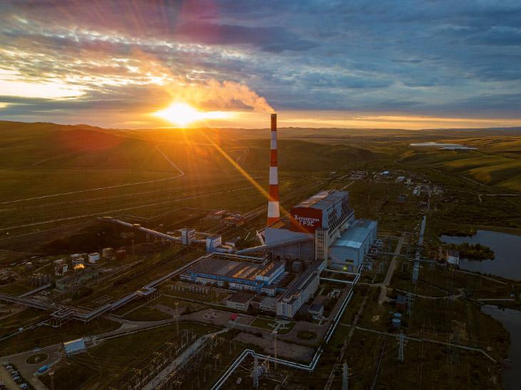Харанорская ГРЭС — крупнейшая тепловая электростанция Забайкальского края России