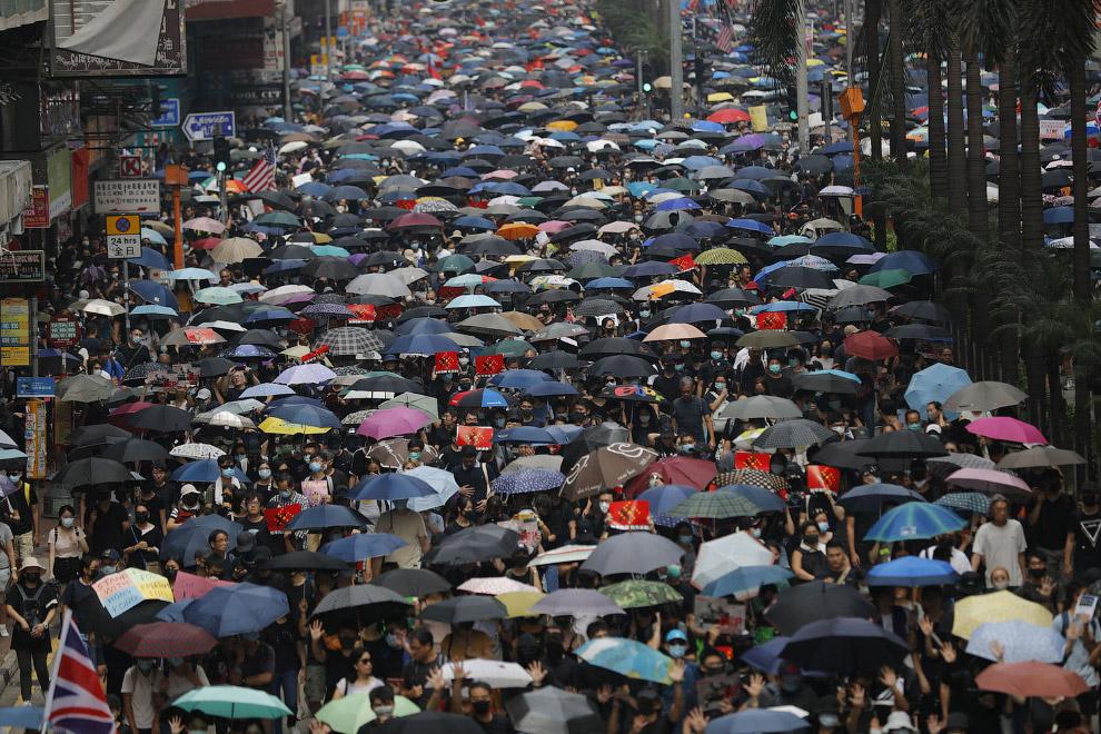 Протести в Гонконзі 2019