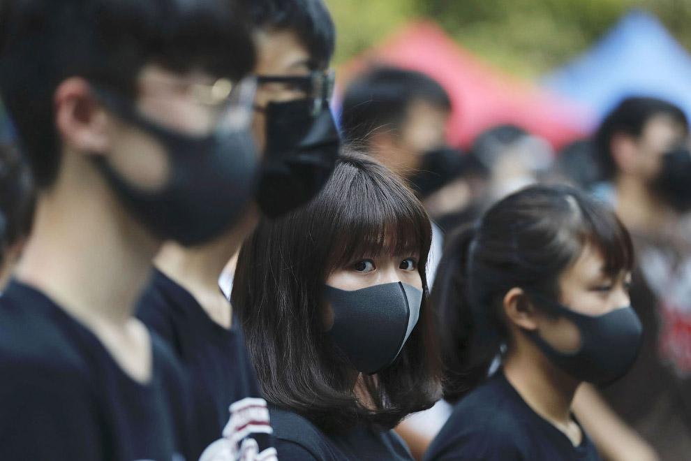 Демонстранты уже готовят масштабный марш