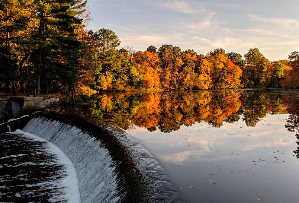 Река в штате Массачусетс