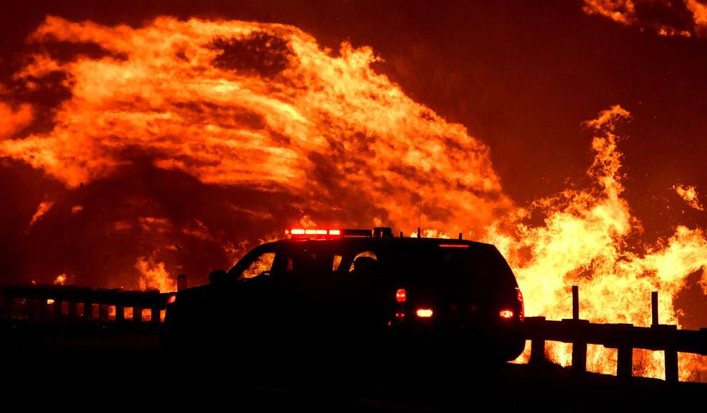 CALIFORNIA-WILDFIRE/