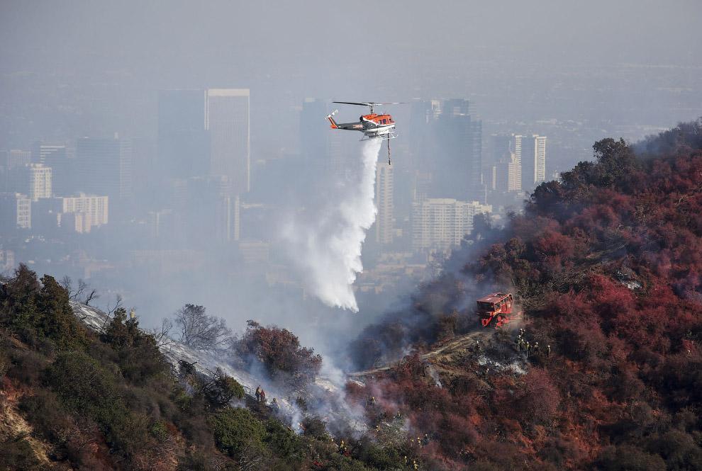 пожежний вертоліт