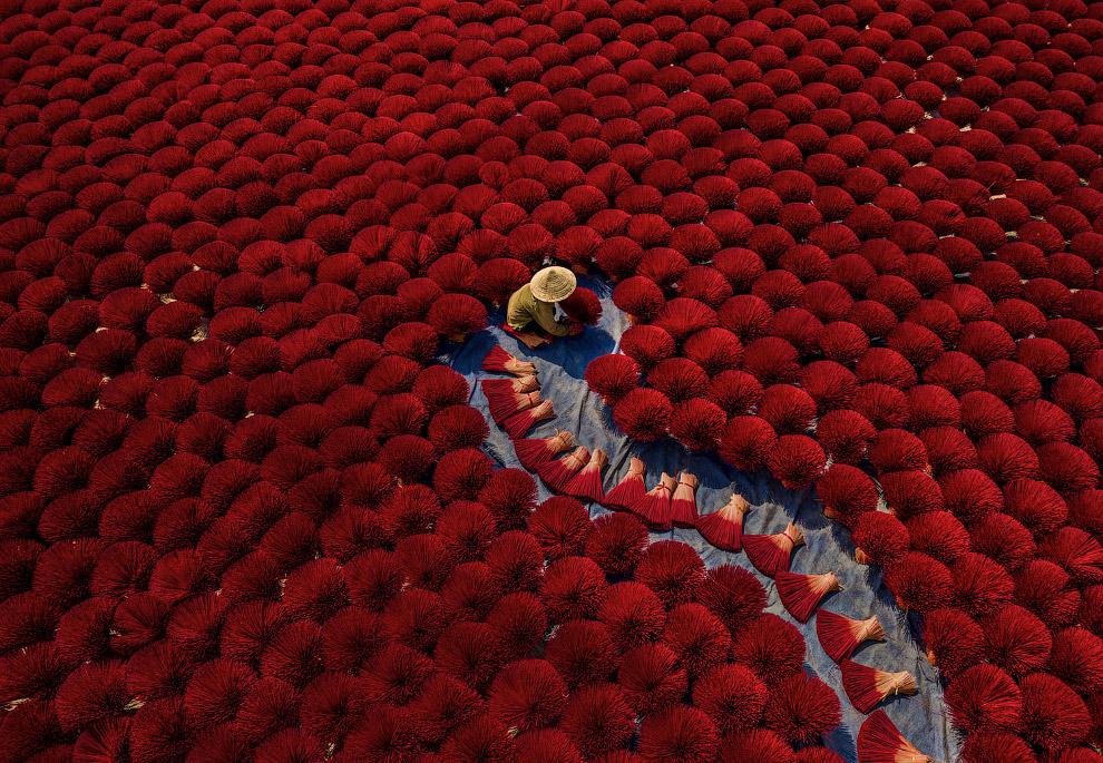 Производство благовоний, Вьетнам