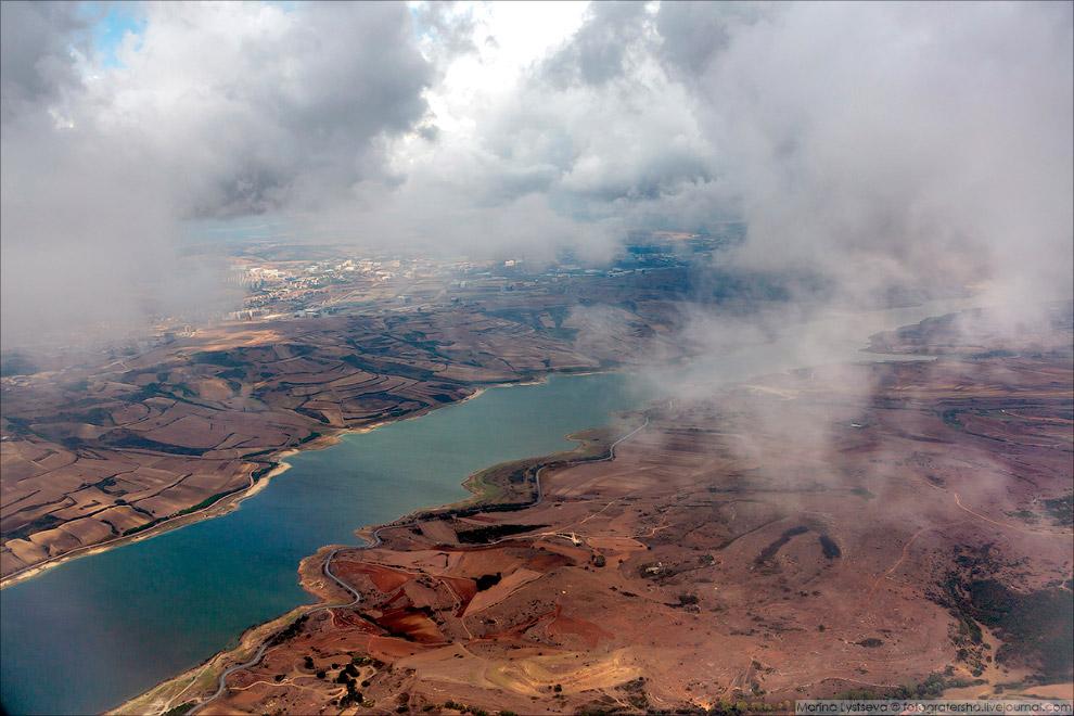 Плотина Сазлыдере
