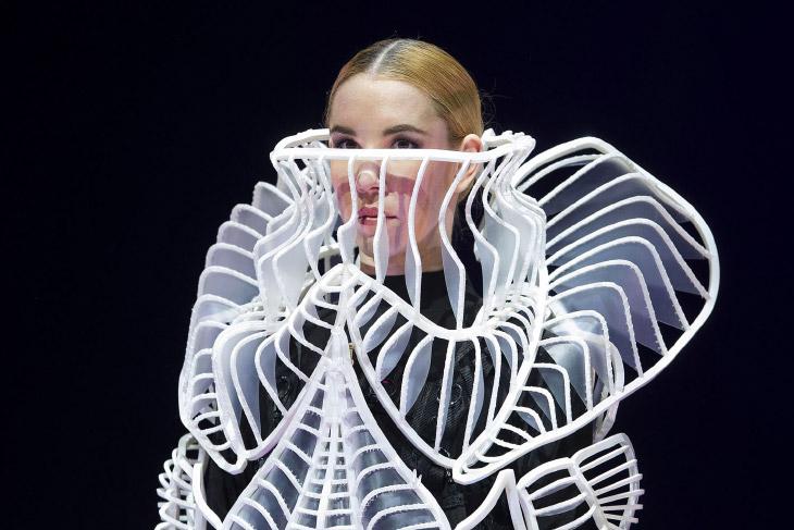 Дизайн одежды: World of WearableArt 2019
