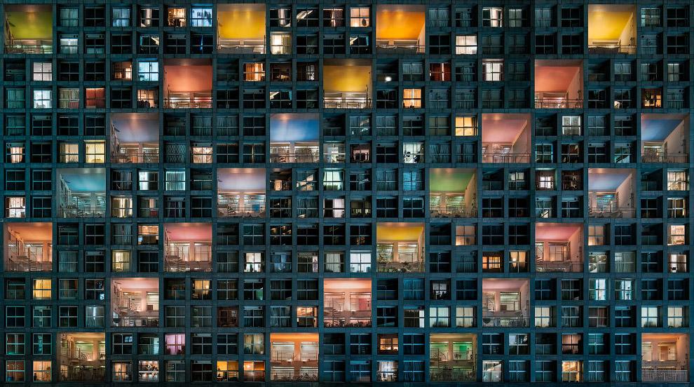 Жизнь в многоэтажке